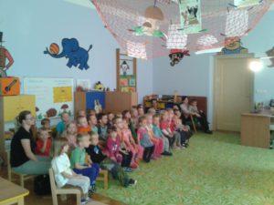 Divadelní představení ve školce