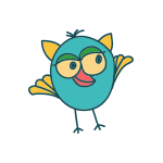 ikona ptáčka